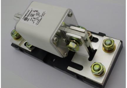Bussmann Semiconductor Fuseholder Bases 170H3006 CA110 1250A 1400V UR 43653