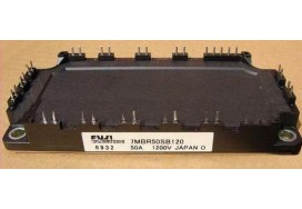 Electronic Component 7MBR50SB120-50 Power IGBT Module