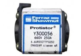 Ferraz Shawmut Protistor 250A 690V Y300056 PC30UD69V250TF Ferraz Protistor