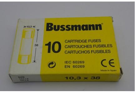 Bussmann C10M10 Solar Fuse Ceramic Fuse 500V 10A Cartridge fuse