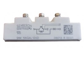 LOW PRICE Original 1200V 150A SKM195GAL126D IGBT Module