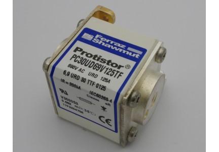 Semiconductor Fuses Price 125A PC30UD69V125TF Ferraz Shawmut Fuse