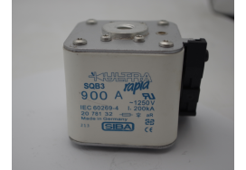 900A 1250V SIBA FUSE 2078132.900 Fuses for Semiconductor Protection