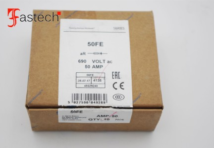 50A 690V Original New High Speed 50FE Bussmann Fuse