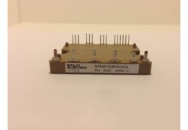 Electronic components Power module 6MBP30RH060 IGBT-IPM module