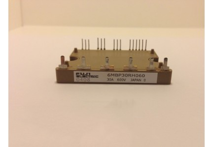 Electronic components Power module 6MBP30RH060 IGBT-IPM module