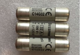 New and Original 32A 500V Bussmann Fuse C14G32 Ceramic Fuse