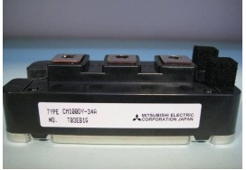 High Power Switching Use 100A 1700V CM100DY-34A IGBT Module
