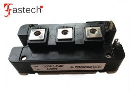 High Power Switching Use 75A 1200V CM75DY-24NF Single IGBT Module