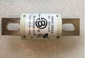 New and Original 350A 500V FWH - 350A Bussmann Fuse