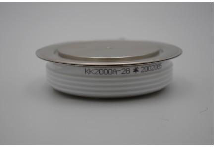 Good Quality 2000V KK2000A-28 Fast Switching Thyristors