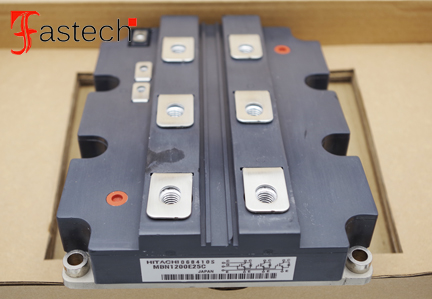 Good Quality Power Electronic Components 2500V MBN1200E25C Silicon N-channel IGBT Module