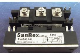80A 400V PWB80A40 Thyristor Module