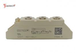 Hot Sell Electronic Components 1500V SKKT42/14EL1 Thyristor/Diode Module