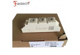 Original 95A 1200V SCR SKKT92/12E Thyristor Module