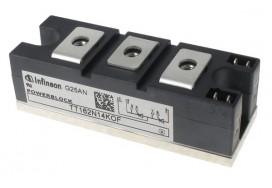 162A 1400V Phase Control TT162N14KOF Thyristor Module