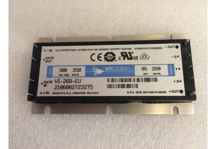 IEC Safety Standard dc power supply VI-26B-EU dc dc converter