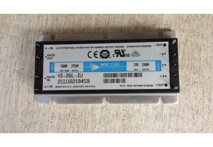 High quality power supply VI-26L-IU electronic control module