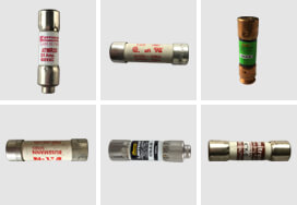 Cylindrical Fuse Links for Industrial Applications